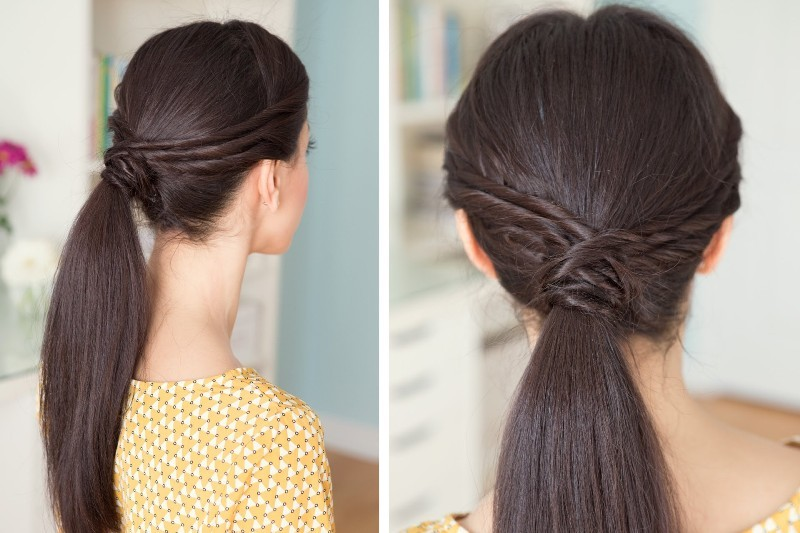 twisted-hairstyles-10 28 Hottest Spring & Summer Hairstyles for Women 2020
