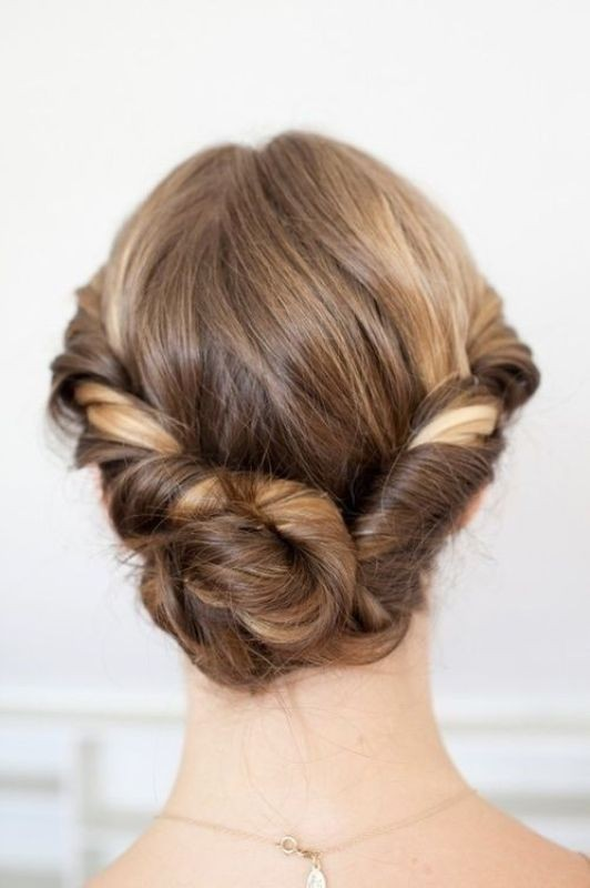 twisted-hairstyles-2 28 Hottest Spring & Summer Hairstyles for Women 2020