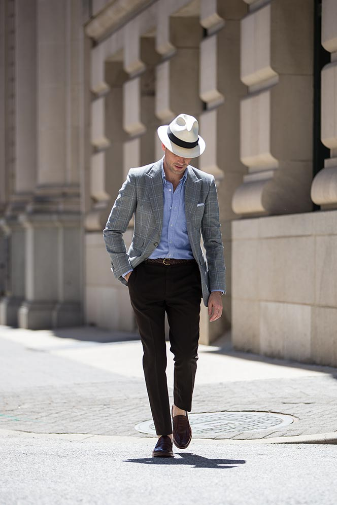 wearing-shoes-without-socks 10 Most Stylish Outfits for Guys in Summer 2020