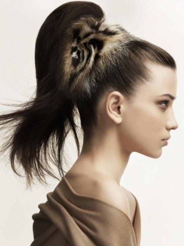 weird-hairstyles-3 28 Hottest Spring & Summer Hairstyles for Women 2020