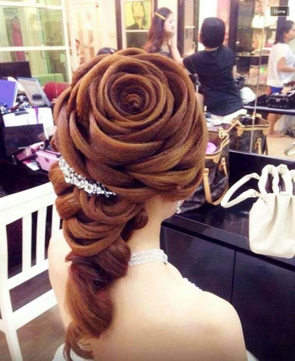 weird-hairstyles-7 28 Hottest Spring & Summer Hairstyles for Women 2020