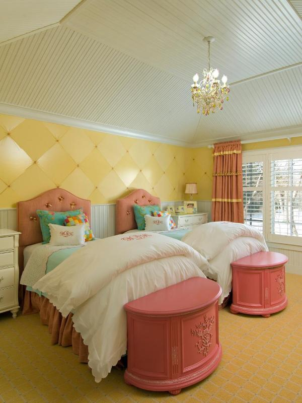yellow-2 +40 Latest Home Color Trends for Interior Design in 2021
