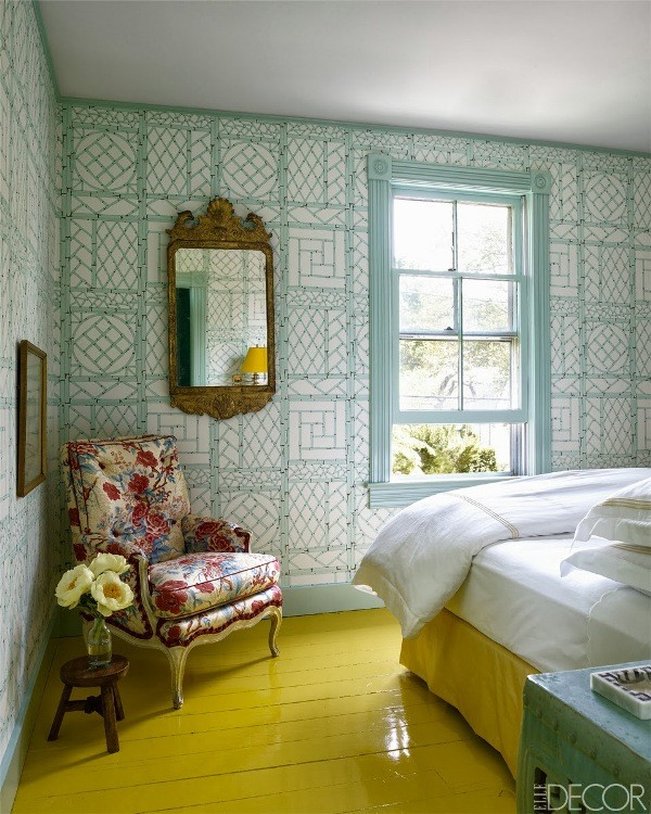 yellow-4 +40 Latest Home Color Trends for Interior Design in 2021