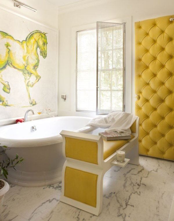 yellow-6 Newest Home Color Trends for Interior Design in 2018