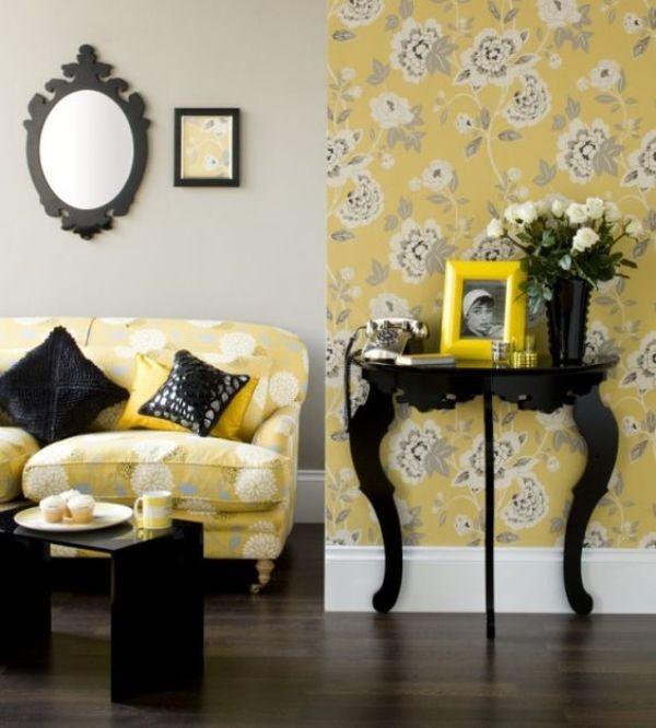 yellow-7 Newest Home Color Trends for Interior Design in 2017