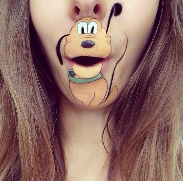 10636265_283274238524832_1080469454054494646_n 16 Creative Lip Makeup Art Trends in 2019