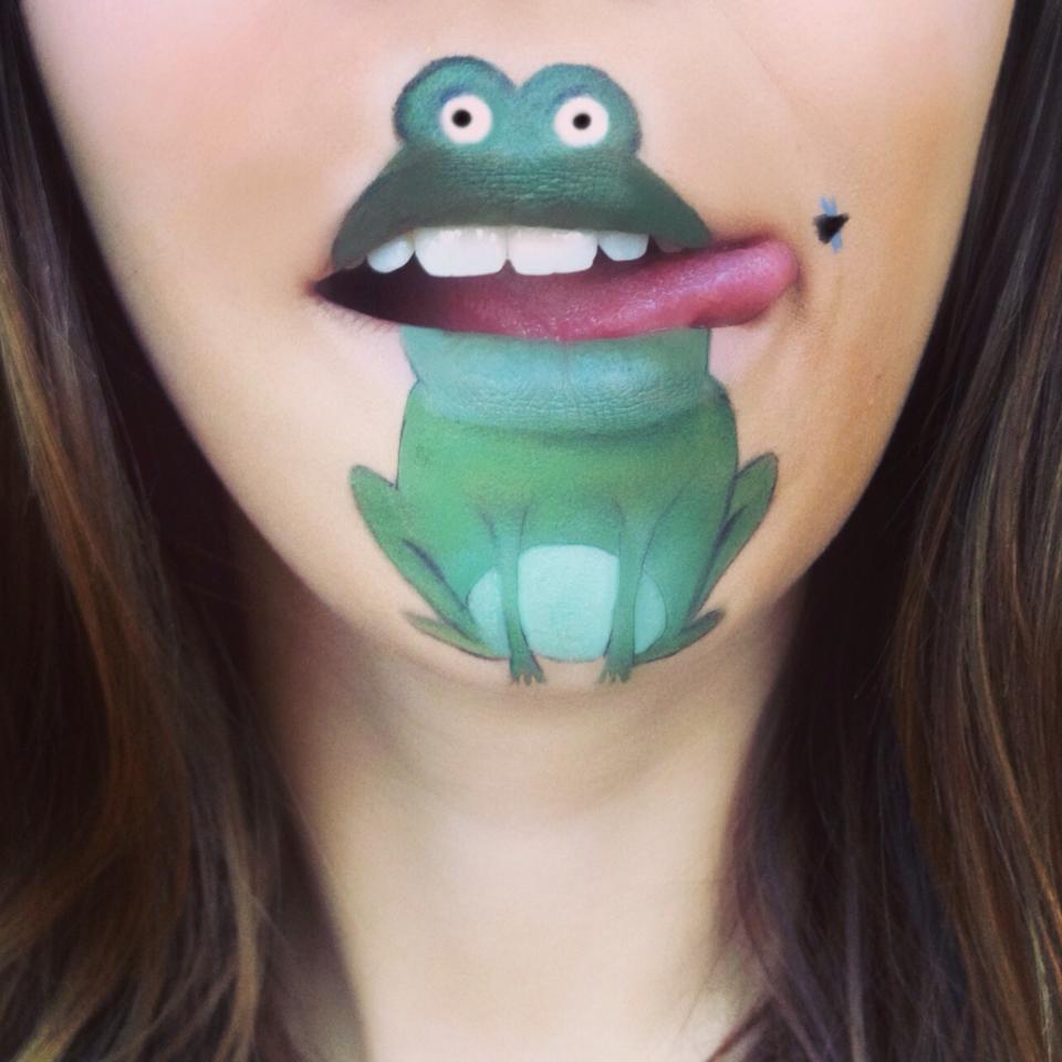 1499652_212669535585303_332226043_n 16 Creative Lip Makeup Art Trends in 2018