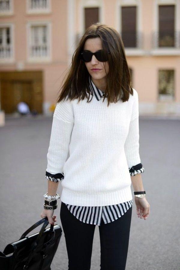 1f46a38cd6c9c1485e3a107b09e57c07 5 Casual Winter Outfits for Elegant Ladies
