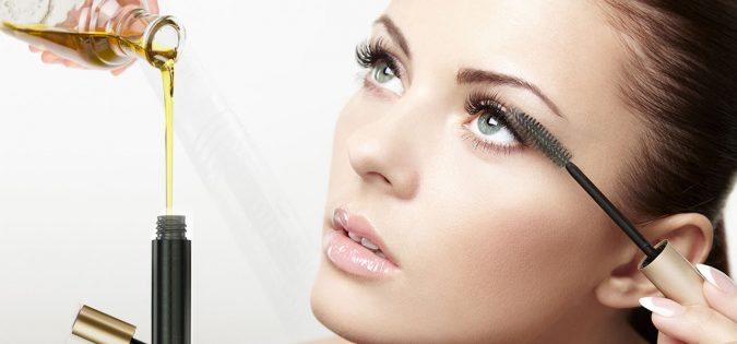 2-Simple-Steps-To-Use-Castor-Oil-For-Eyelashes-675x315 6 Main Ways to Get Longer Eyelashes