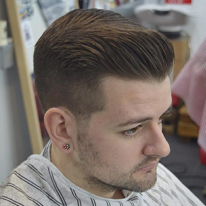 8-short-pompadour-haircut-675x675 35 Stellar Men's Hairstyles for Spring and Summer 2018