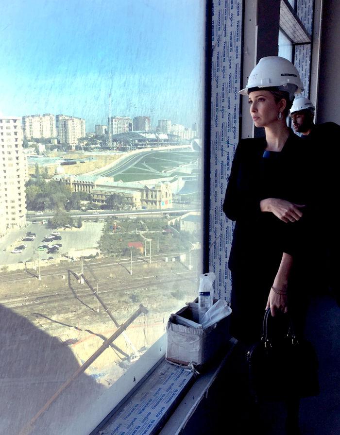 Baku_Ivanka-Trump_1-copy 10 Strangest Ivanka Trump's Brand Facts