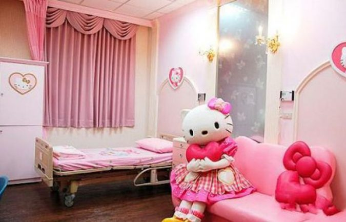 Best-Hello-Kitty-Room-Decor-2014-675x433 9 Unusual «Hello Kitty» Products!