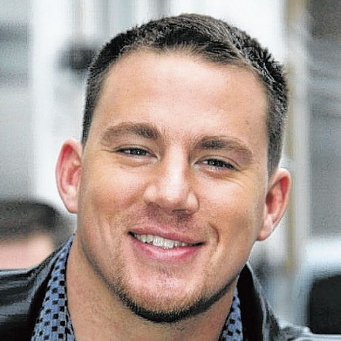 Crew-Cut-Channing-Tatum-675x675 35 Stellar Men's Hairstyles for Spring and Summer 2017