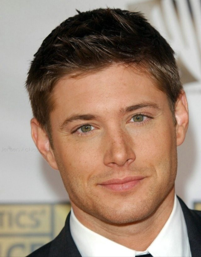 Crew-Cut-Jensen-Ackles 35 Stellar Men's Hairstyles for Spring and Summer 2020