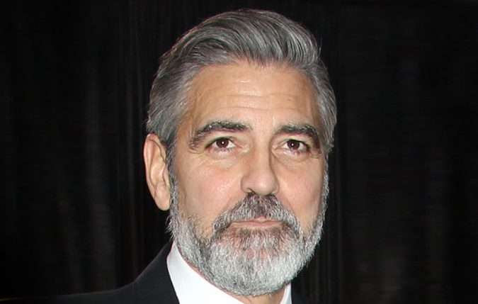 George-Clooney-675x429 35 Stellar Men's Hairstyles for Spring and Summer 2018