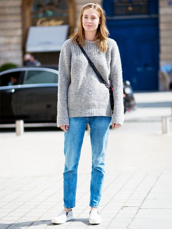 Girl-next-door 6 Stylish Fall Outfits for School