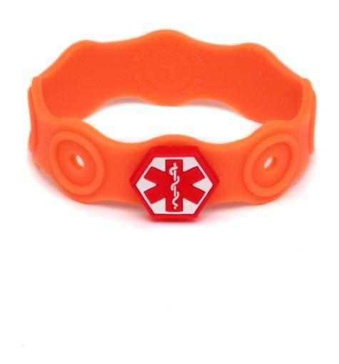 JB001-orange-jelly-button-bracelet-475x510 75 Most Healthy Medical Accessories And Bracelets