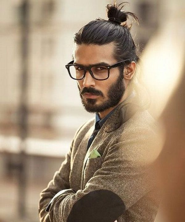 Man-Bun3 35 Stellar Men's Hairstyles for Spring and Summer 2018