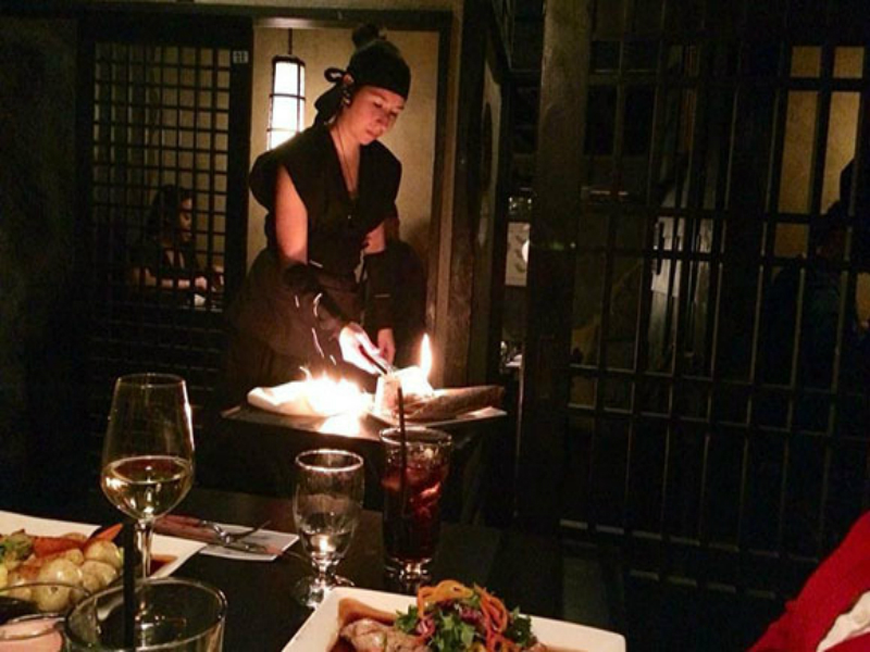 Ninja-server 10 Most Unusual Restaurants in The World