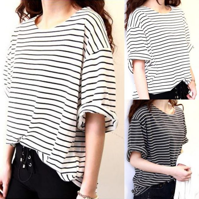Striped-shirts-675x675 6 Stylish Fall Outfits for School