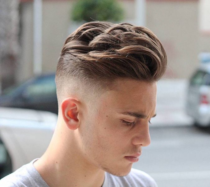 Texture-On-Top-haircut2-675x602 35 Stellar Men's Hairstyles for Spring and Summer 2018