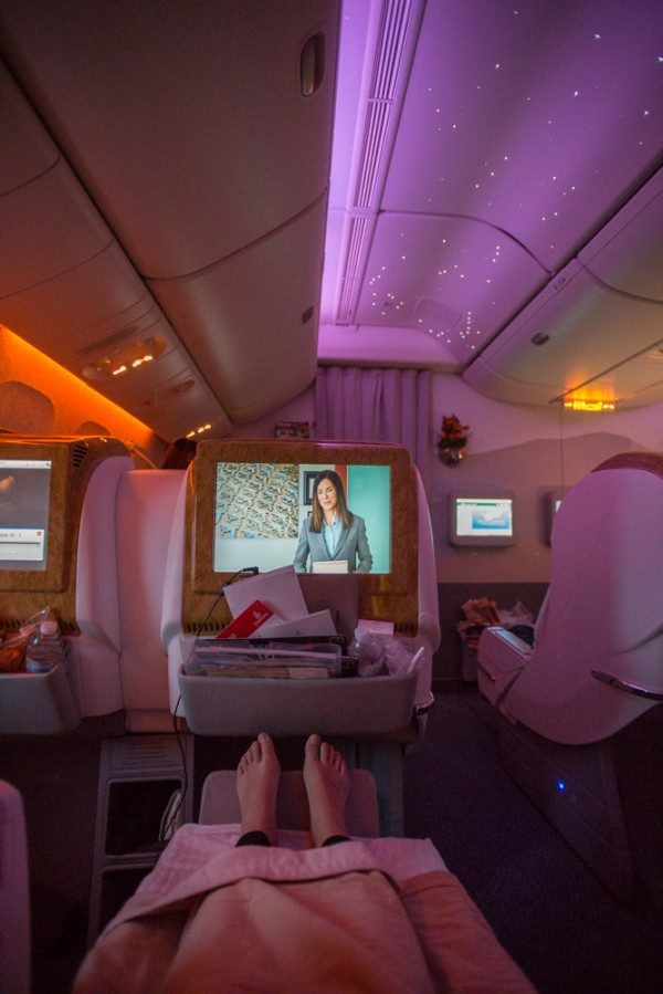 Time-is-money Why First-class Flights are Good for You!