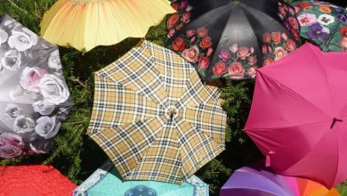 Photo of 15 Unusual Umbrellas Design Ideas