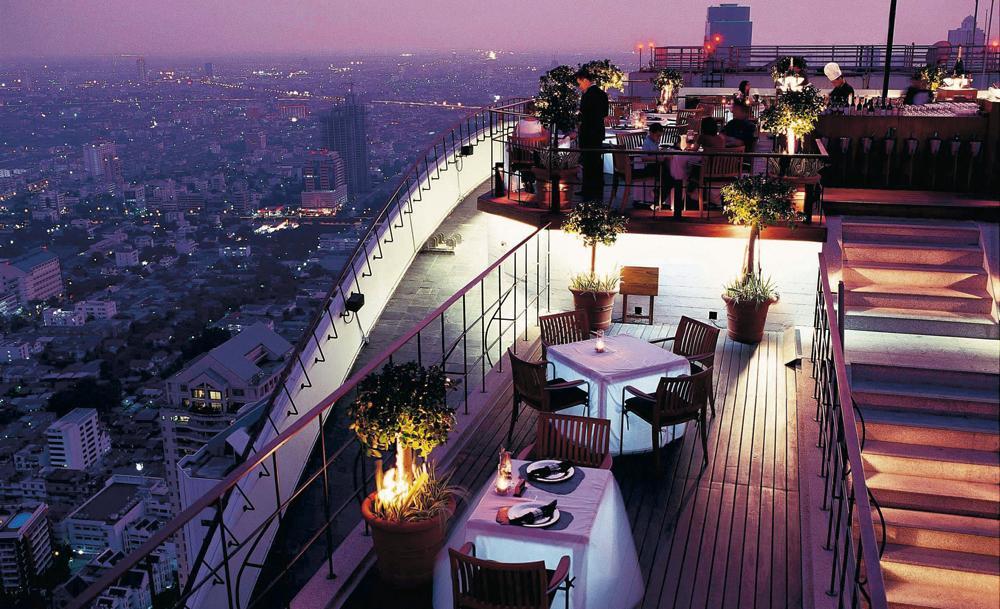 Vertigo 10 Most Unusual Restaurants in The World