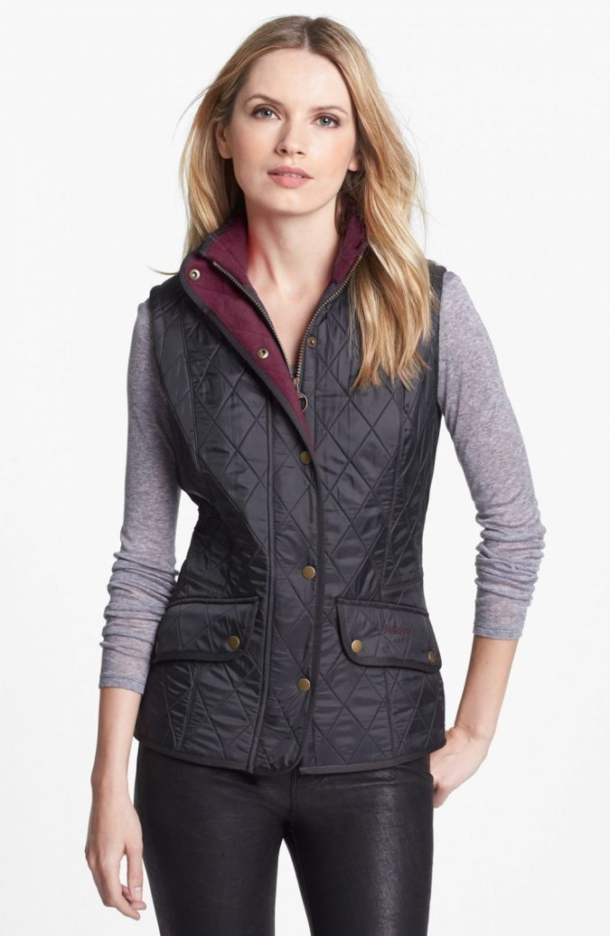Vest-outfit5-675x1035 5 Casual Winter Outfits for Elegant Ladies