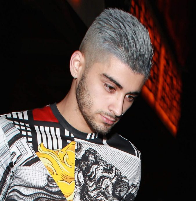 Zayn-Malik-675x691 35 Stellar Men's Hairstyles for Spring and Summer 2017