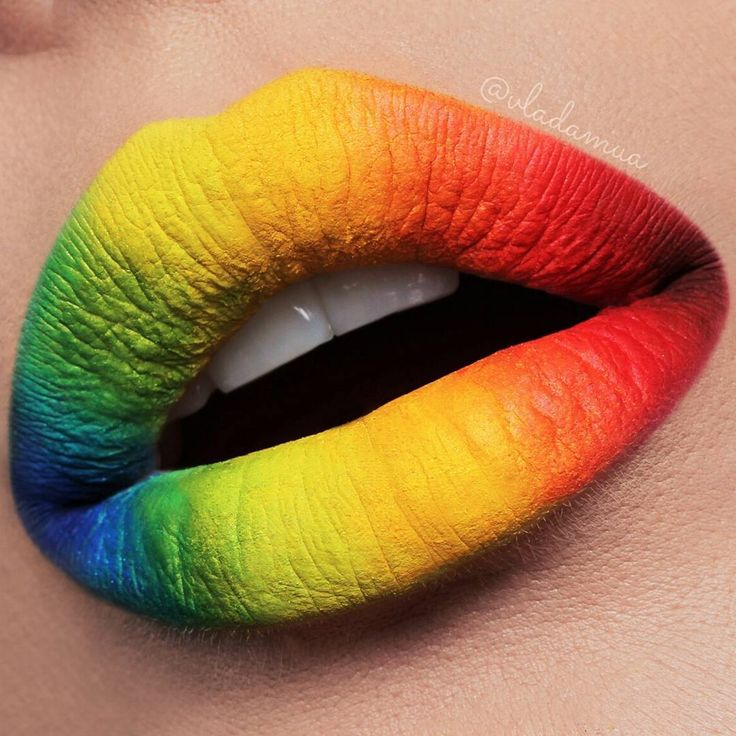 a8c6dc90f2fb7724d356461aa26ba601 16 Creative Lip Makeup Art Trends in 2019