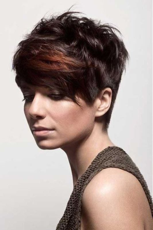 adding-highlights-1 80+ Marvelous Color Ideas for Women with Short Hair