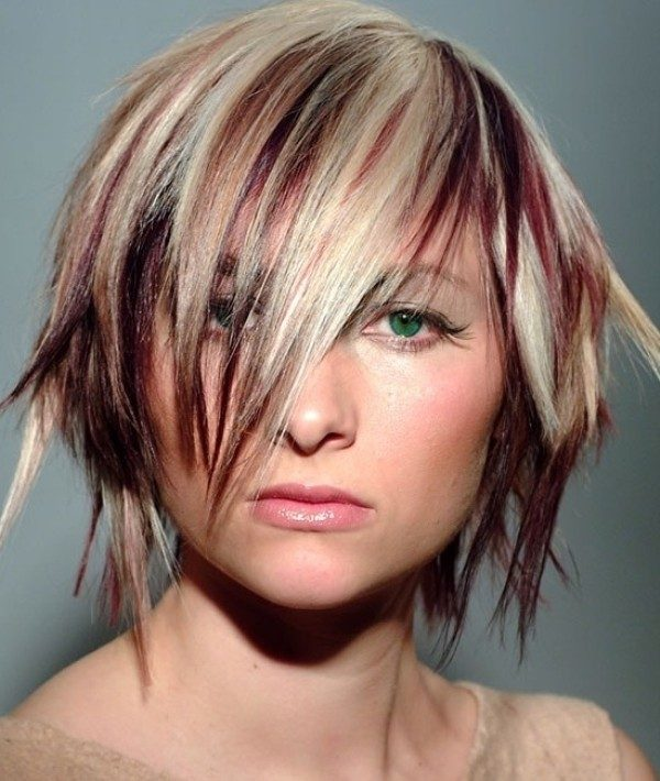 adding-highlights-15 80+ Marvelous Color Ideas for Women with Short Hair