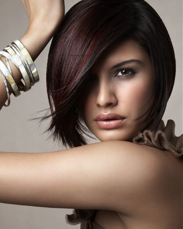 adding-highlights-19 80+ Marvelous Color Ideas for Women with Short Hair in 2018