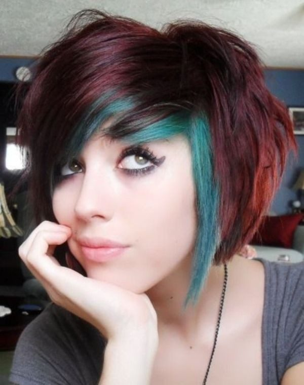 adding-highlights-21 80+ Marvelous Color Ideas for Women with Short Hair
