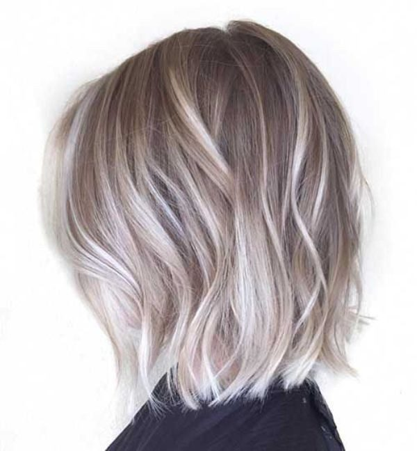 adding-highlights-9 80+ Marvelous Color Ideas for Women with Short Hair in 2018