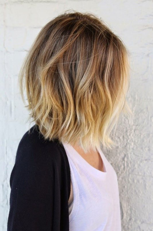 adding-highlights 80+ Marvelous Color Ideas for Women with Short Hair in 2018