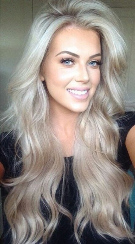 ashy-blonde-1 33 Fabulous Spring & Summer Hair Colors for Women 2022