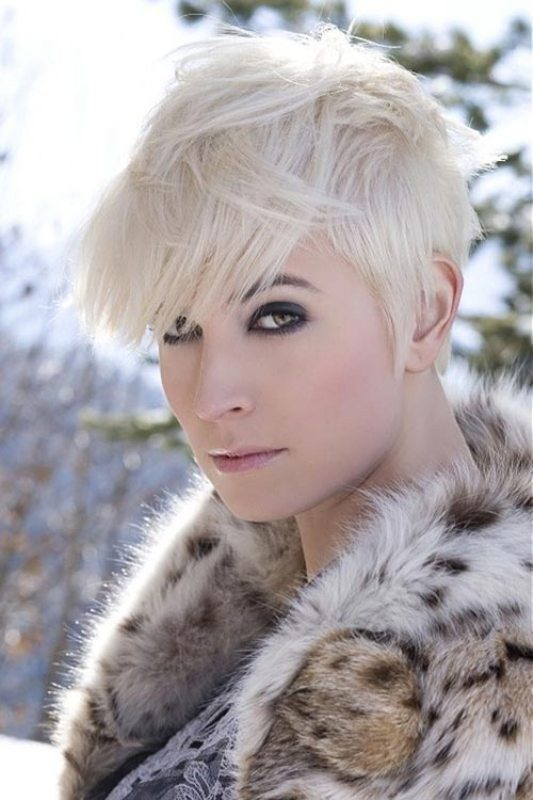 ashy-blonde-16 33 Fabulous Spring & Summer Hair Colors for Women 2022