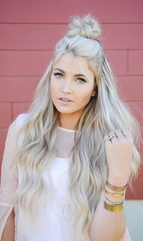 ashy-blonde-2 33 Fabulous Spring & Summer Hair Colors for Women 2020