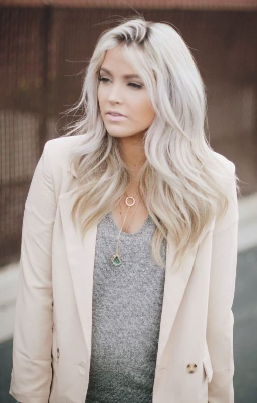 ashy-blonde-4 33 Fabulous Spring & Summer Hair Colors for Women 2022