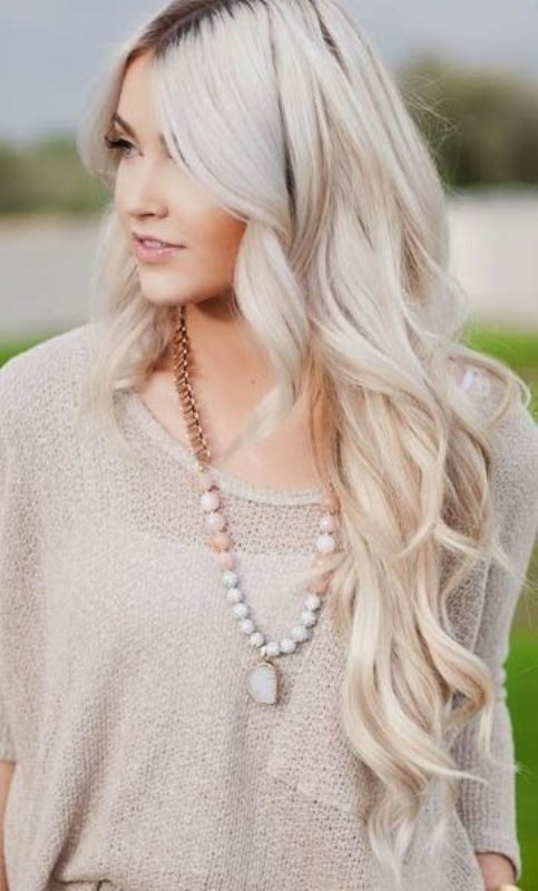ashy-blonde-5 33 Fabulous Spring & Summer Hair Colors for Women 2018