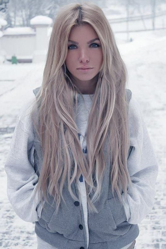 ashy-blonde-6 33 Fabulous Spring & Summer Hair Colors for Women 2018