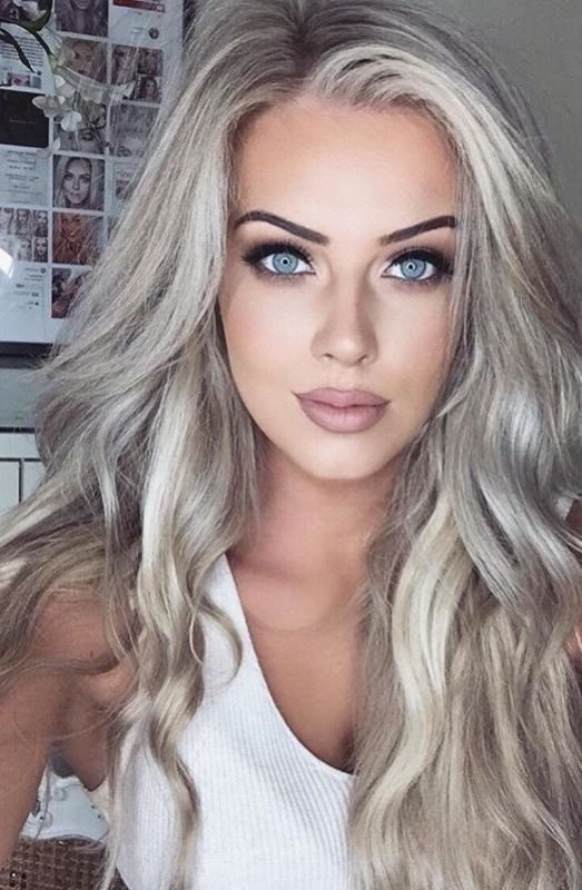 ashy-blonde-7 33 Fabulous Spring & Summer Hair Colors for Women 2018
