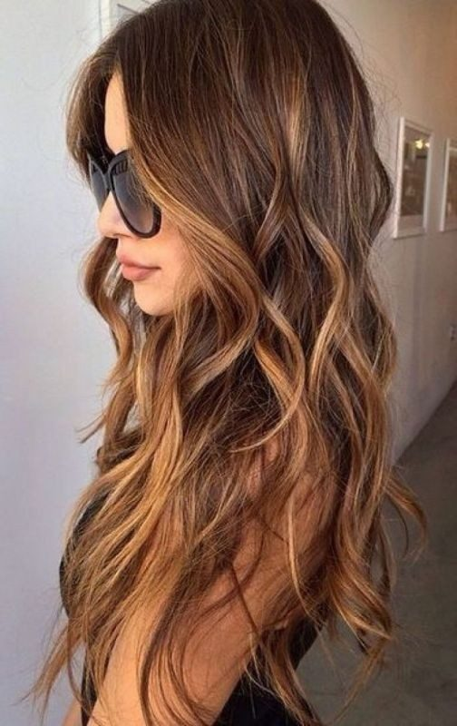 balayage-highlights-1 33 Fabulous Spring & Summer Hair Colors for Women 2018