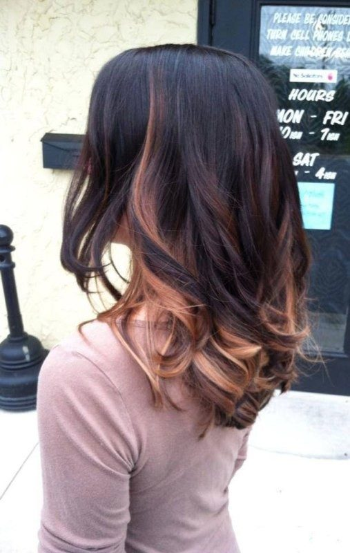balayage-highlights-2 33 Fabulous Spring & Summer Hair Colors for Women 2018