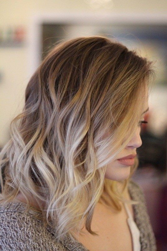 balayage-highlights-29 33 Fabulous Spring & Summer Hair Colors for Women 2018