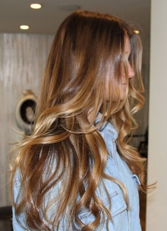 balayage-highlights-5 33 Fabulous Spring & Summer Hair Colors for Women 2018