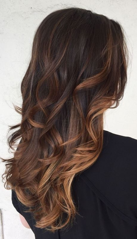 balayage-highlights 33 Fabulous Spring & Summer Hair Colors for Women 2018