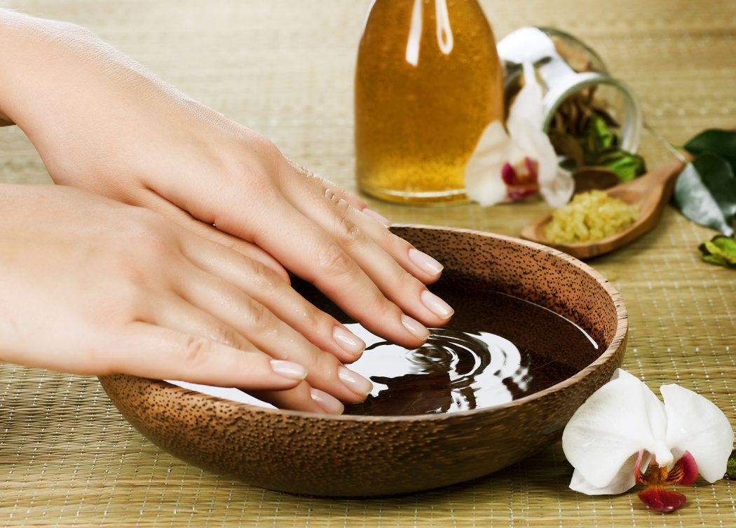 bigstock_HandsSpaManicure 125 years of Fingernails Trends Development